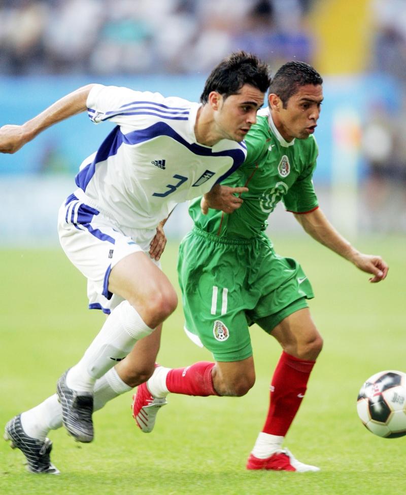 Στο Confederations Cup κόντρα στο Μεξικό.