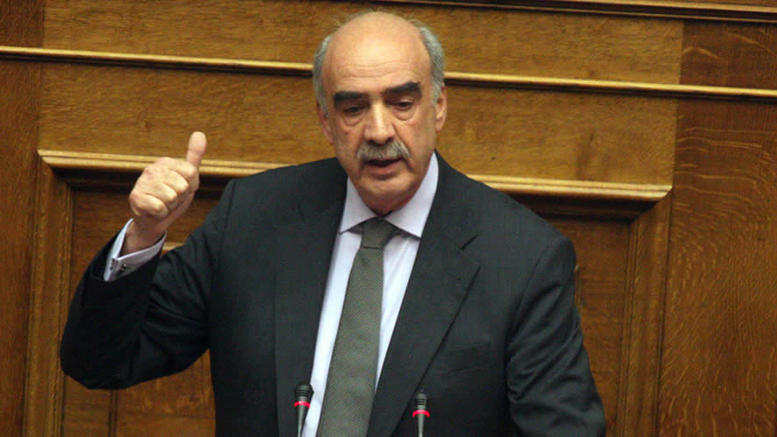 Meimarakis appoints Plakiotakis New Democracy vice-president