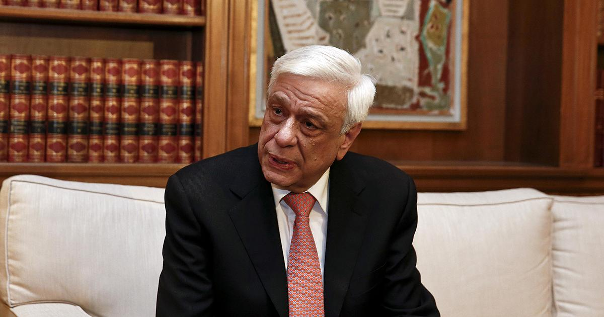 We do not claim anything from anyone, says Greek President Pavlopoulos