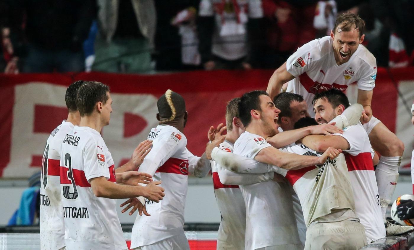 Στουτγκάρδη - Αμβούργο 2-1