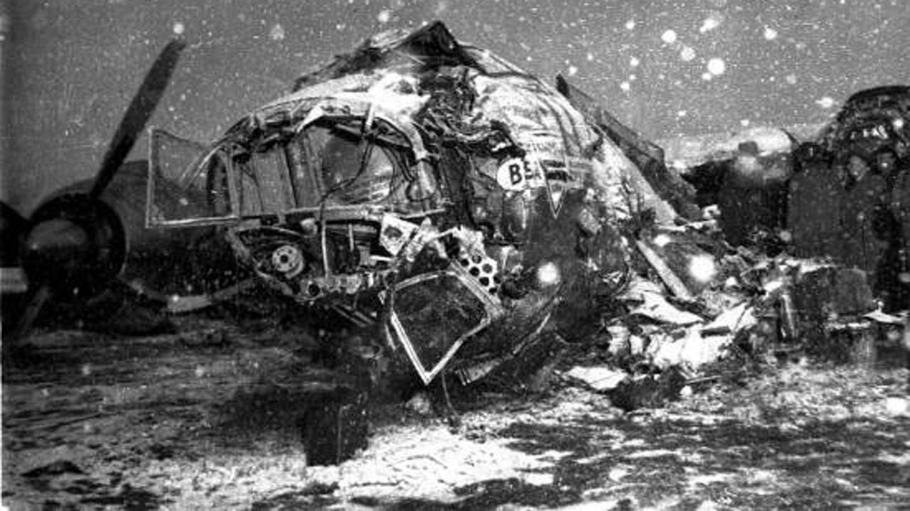 Η τραγωδία του Μονάχου για τη Μάντσεστερ Γιουνάιτεντ (pics & vid)