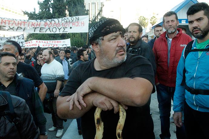 Αγρότες πάνε στο Μέγαρο Μαξίμου: «Η κυβέρνηση έχει 2 μέρες διορία»