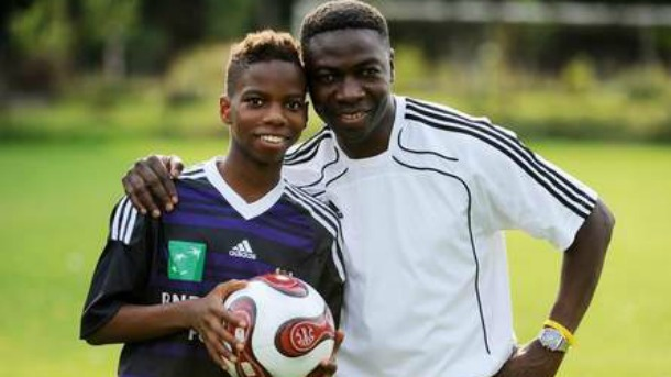 Musonda: Like father, like son