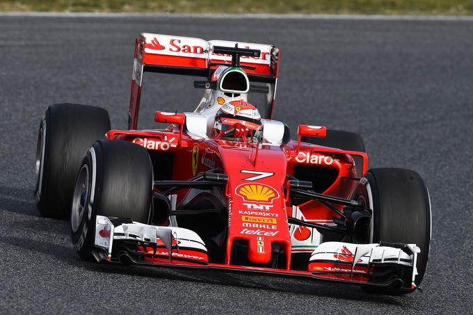 Χαμόγελα για Ferrari και Ραϊκόνεν