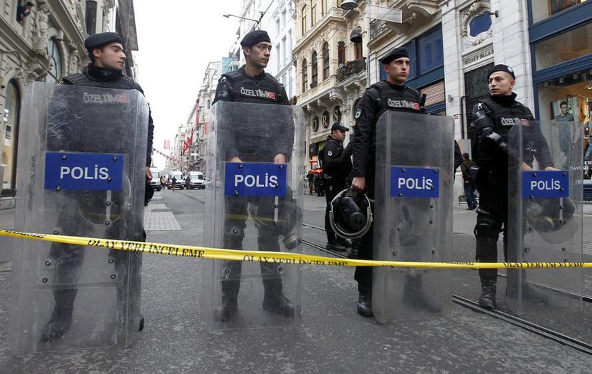 4 νεκροί στην Τουρκία μετά από έκρηξη βόμβας