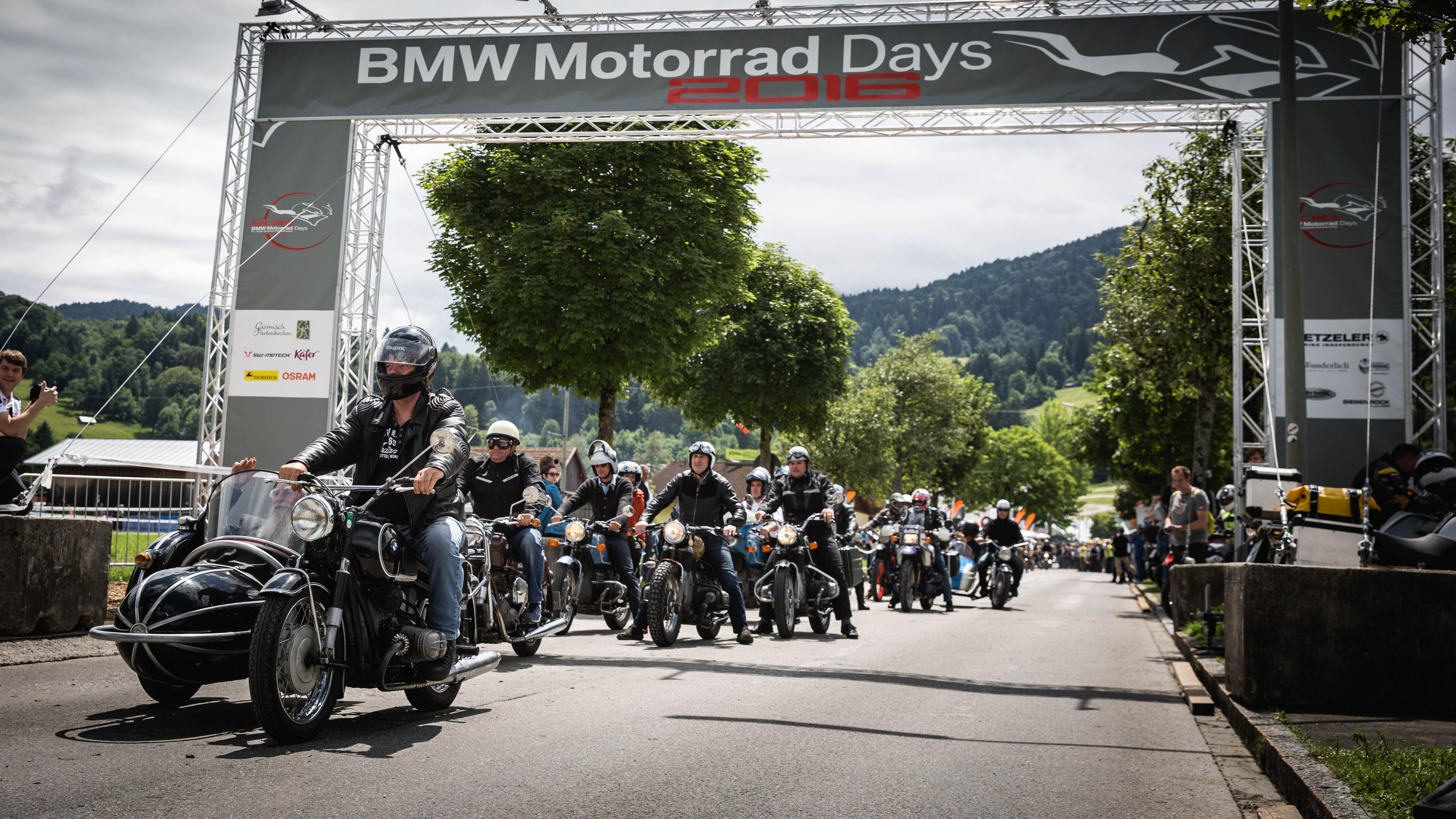 Ρεκόρ για τις μοτοσυκλέτες BMW