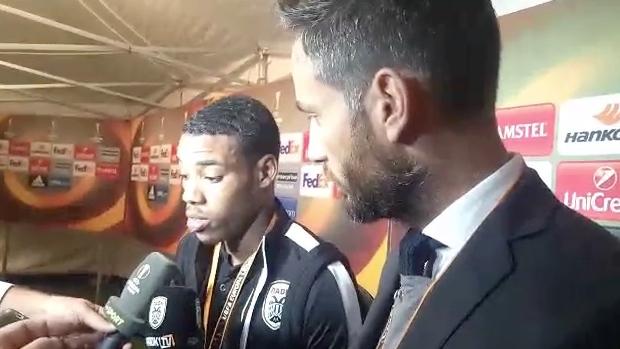 Ροντρίγκεζ: «Νιώθω απογοητευμένος για το γκολ που έχασα» (vids)