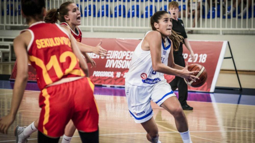 Έκαναν το 3/3 οι Κορασίδες στο EuroBasket
