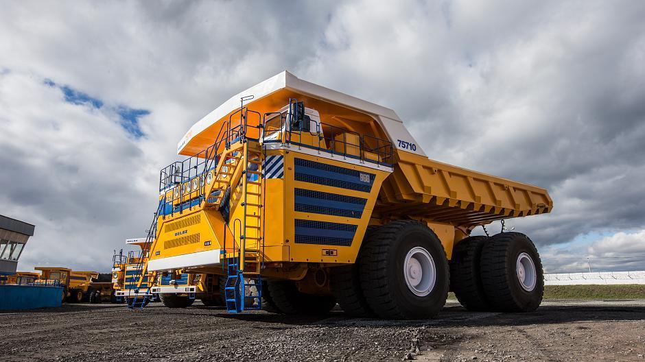 5 φορτηγά μεγαθήρια με προδιαγραφές από άλλον πλανήτη