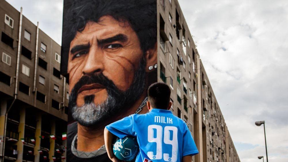 Ντιέγκο Μαραντόνα: Η μετωνυμία των πάντων!