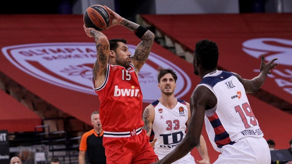 Βαθμολογία της EuroLeague: Έπεσε στο 5-4 ο Ολυμπιακός